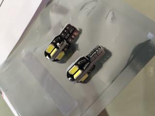 Substituição das lâmpadas internas e do DRL por LED 34ybsxh