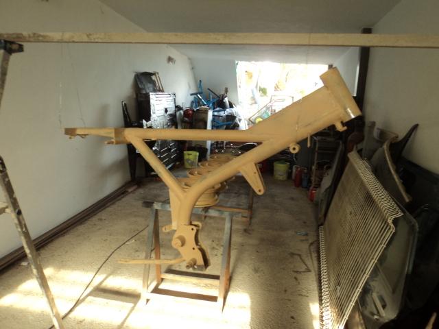 Mi primer proyecto: Montesa Ciclo 3538oqg