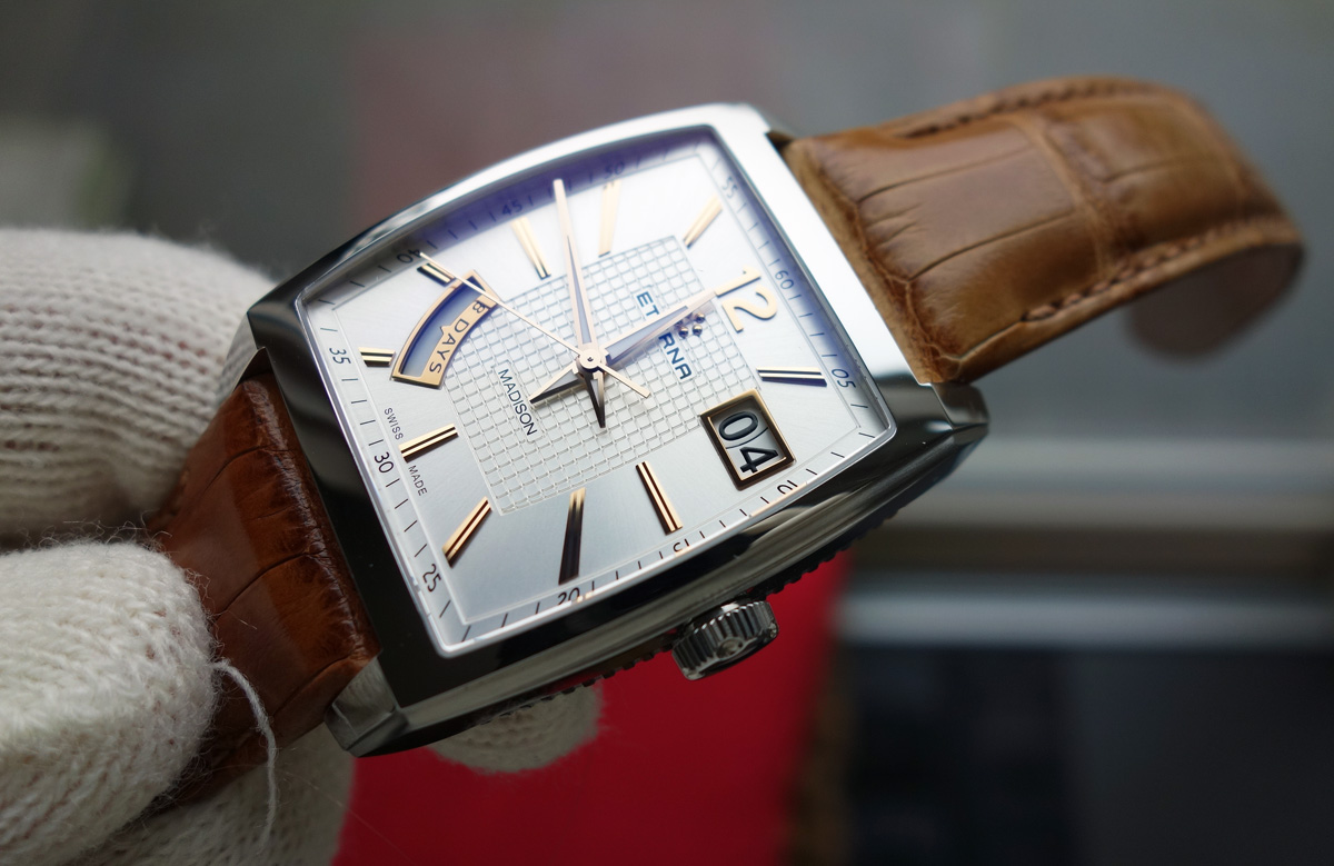 News - ETERNA Madison 8 days spherodrive 35ia8wo