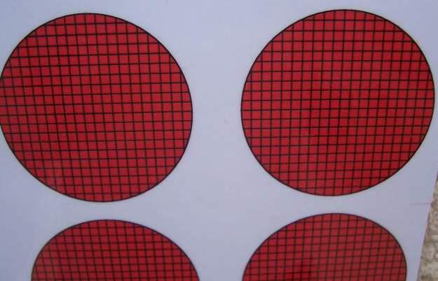 Escudos de las alitas de Mobylette 3hmo1