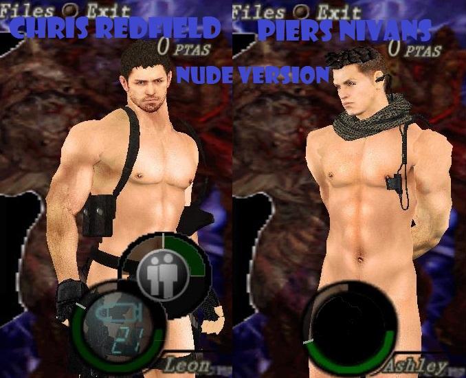 Campaña de Chris y Piers Nude version Liberado 3sh8y