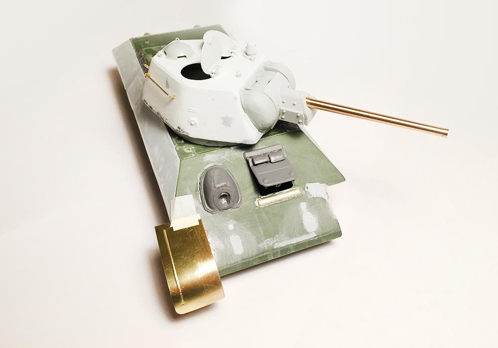 T-34-76 ICM 1/35 4looyd