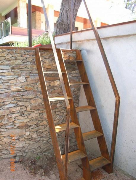 Ayuda: diseño de una escalera 5ttm2p