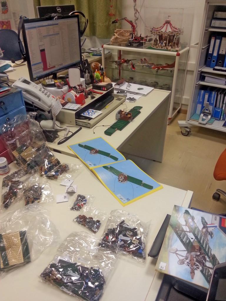 Lego Αεροπλάνα και Ελικόπτερα 6z380z