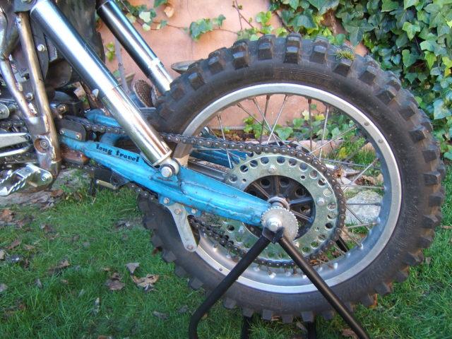 "Bultaco Pursang 125 ""Parabellum"" 6z4fo2"