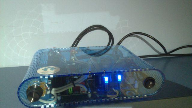 Kit amplificador HUM 95n6eo