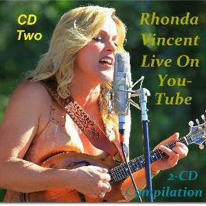 Rhonda Vincent - Discography (25 Albums =27CD's A5i8hh
