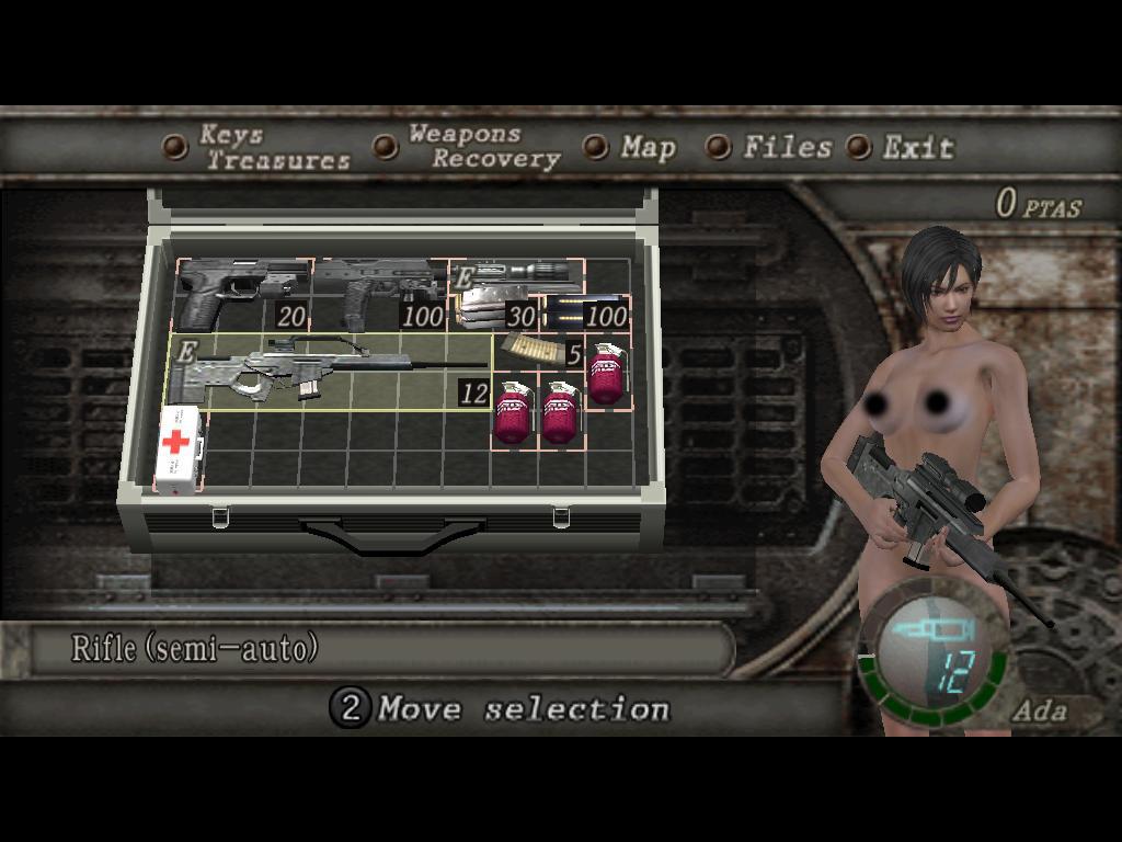 18+ Nude Ada (Side Missions) (Better Model Version) Al6ghy