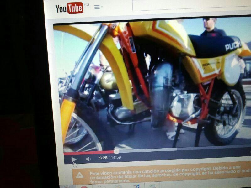 Puch Cobra M-82 TT Agua  y Réplica Coronil - Motos De Tote B8jkw8