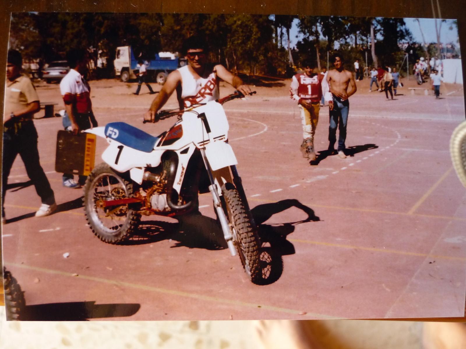 Puch Cobra M-82 TT Agua  y Réplica Coronil - Motos De Tote Blkko