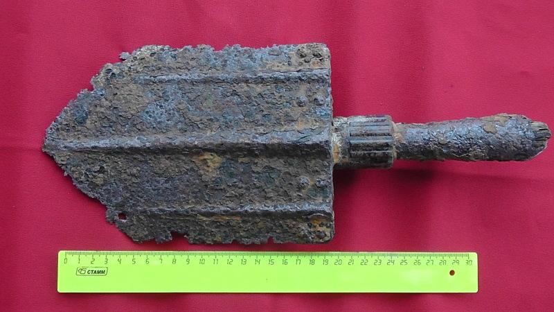 Малая пехотная лопата Db4go