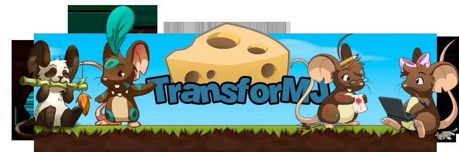 TransforMj 2014 Bienvenido ^_^