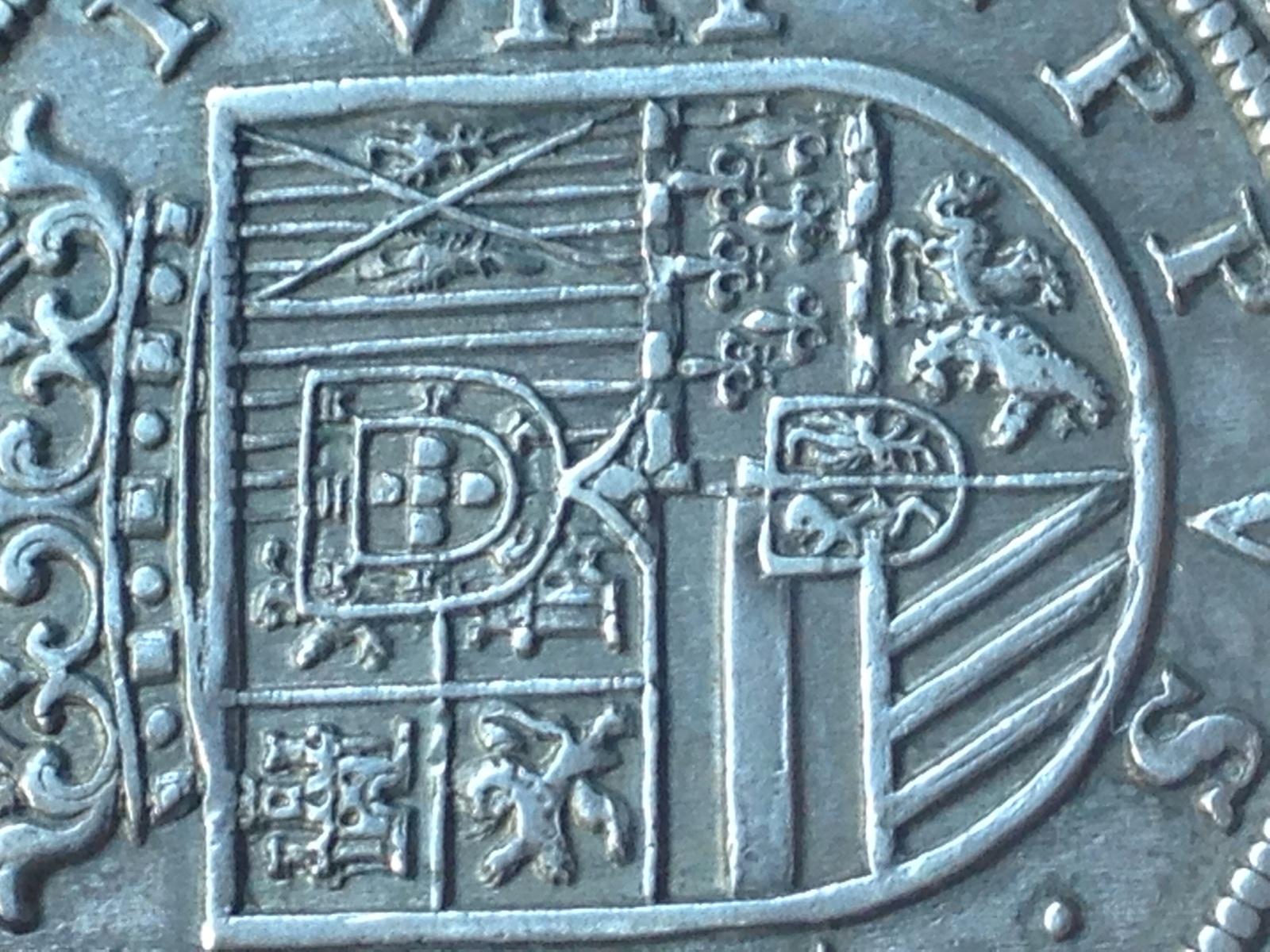 8 reales de 1617, Felipe III, Segovia  Dfhqpe