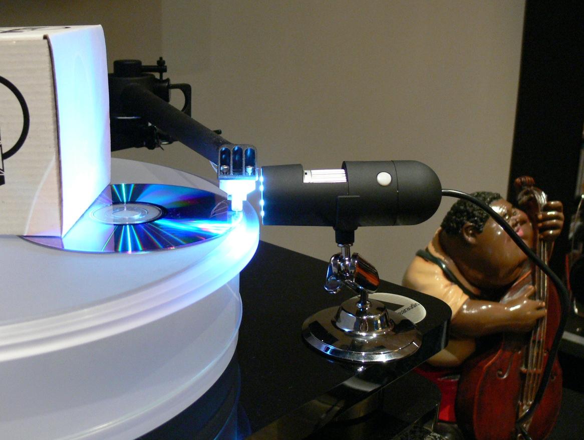 Fozgometer (Azimuth) // Microscopio (vta) Dfilqv