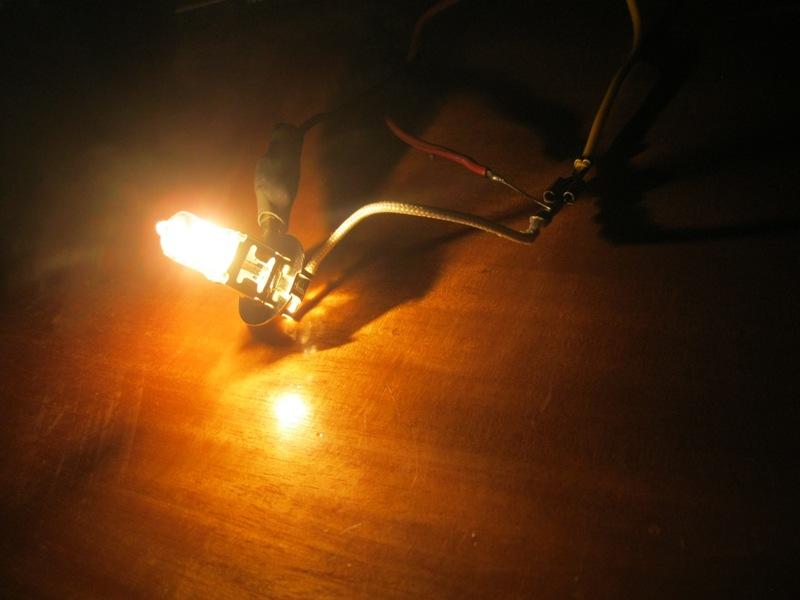 τοποθέτηση λάμπες led και βολτόμετρο. συμπεράσματα.  Dmcjkl