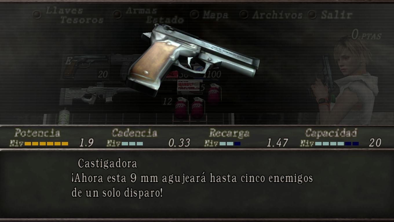 Beretta 92 - Silent Hill 3 - por Punisher/Castigadora Dpitdu