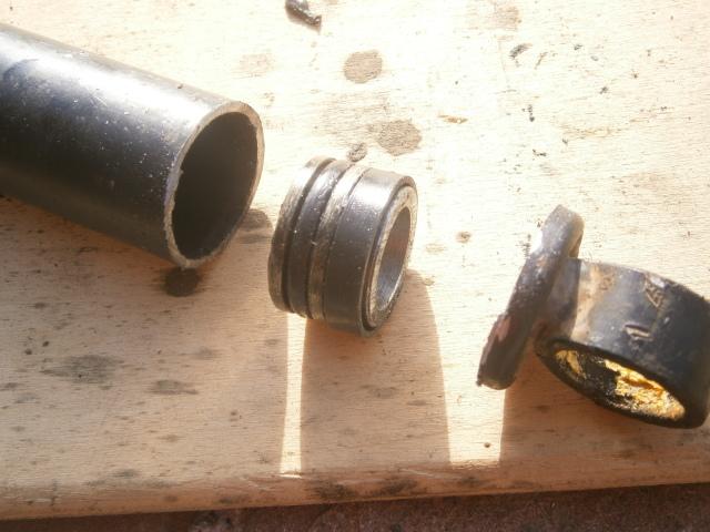 Intento de reparación amortiguadores Cobra MC Dymb1c