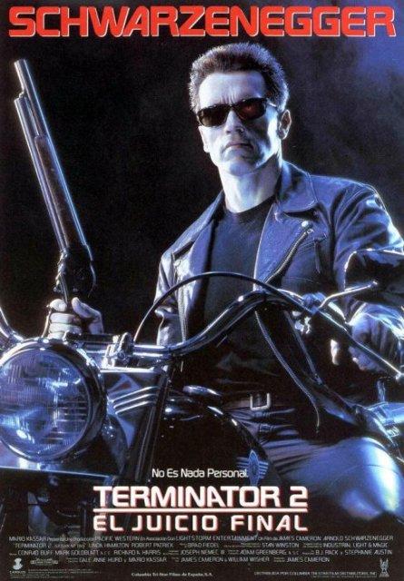Terminator 2: El Juicio Final - Terminator 2: Judgment Day