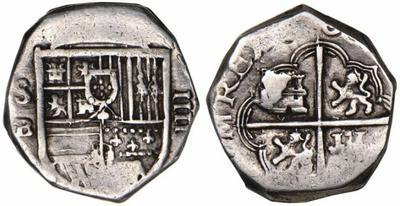 2 reales sevillanos de Felipe III Ev1gxu