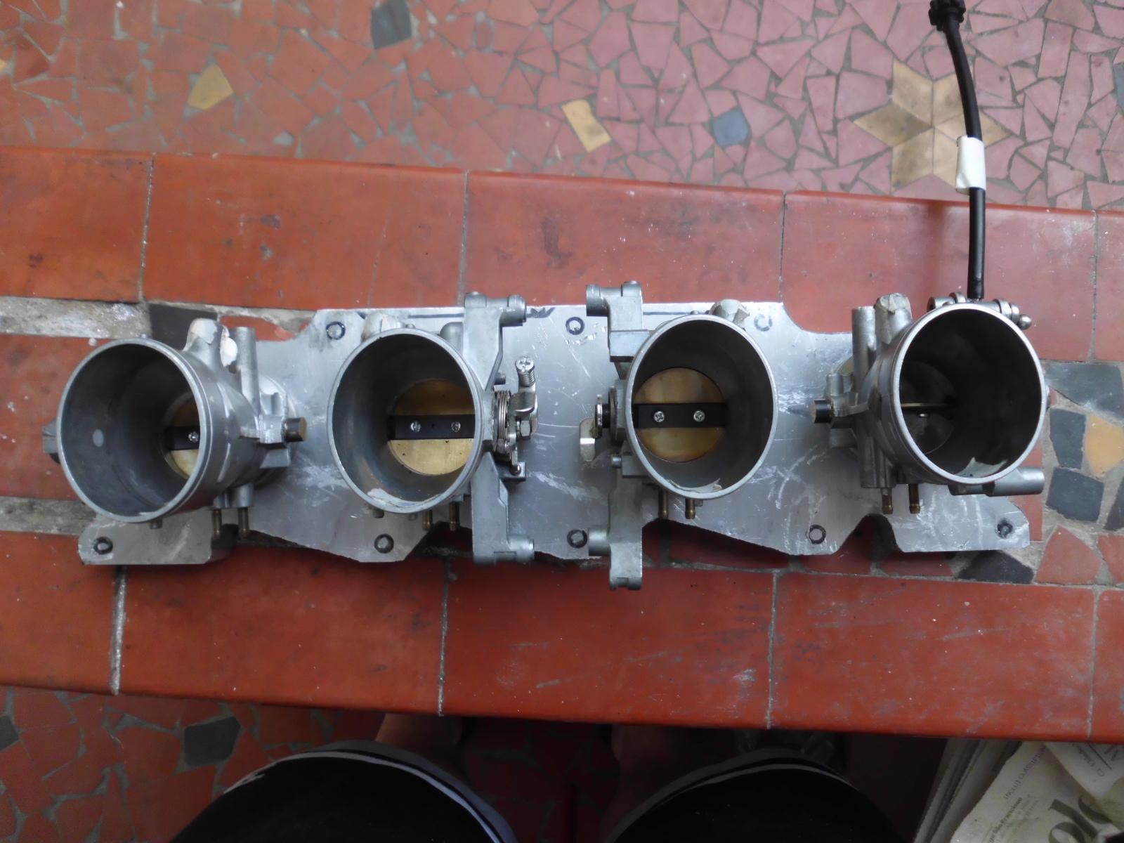 Tabela de CFM por borboleta unitária ( Carburador ou Injeção)   Fa60w2
