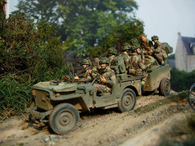 1/35 jeep british airborne Bronco models (22 mai 2014) diorama terminé Fdhk50