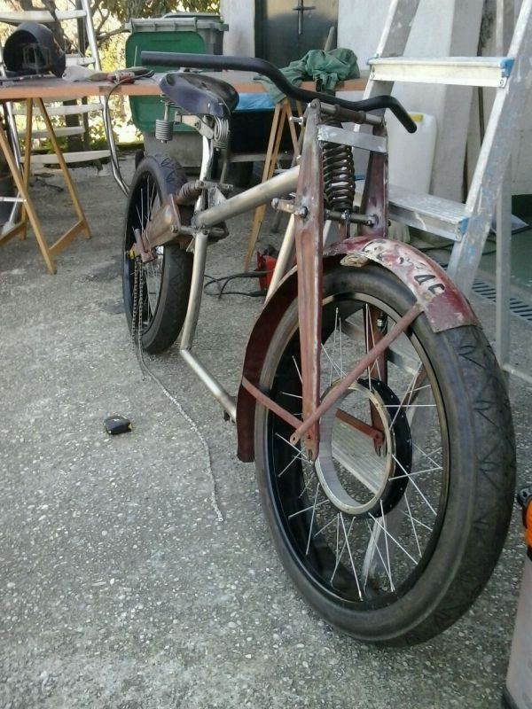 Bicicleta eléctrica a partir de moto Guzzi (+sidecar??) Fv8k78