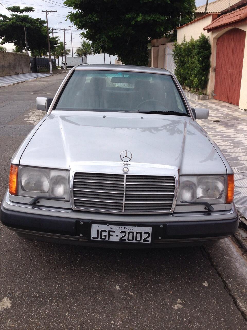 (VENDO): W124 - 300E 24V 1990 - R$30.000,00 Fxart0