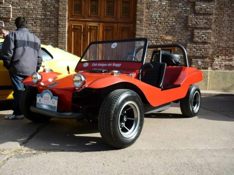 Como esta nuestro buggy? Fz13tc