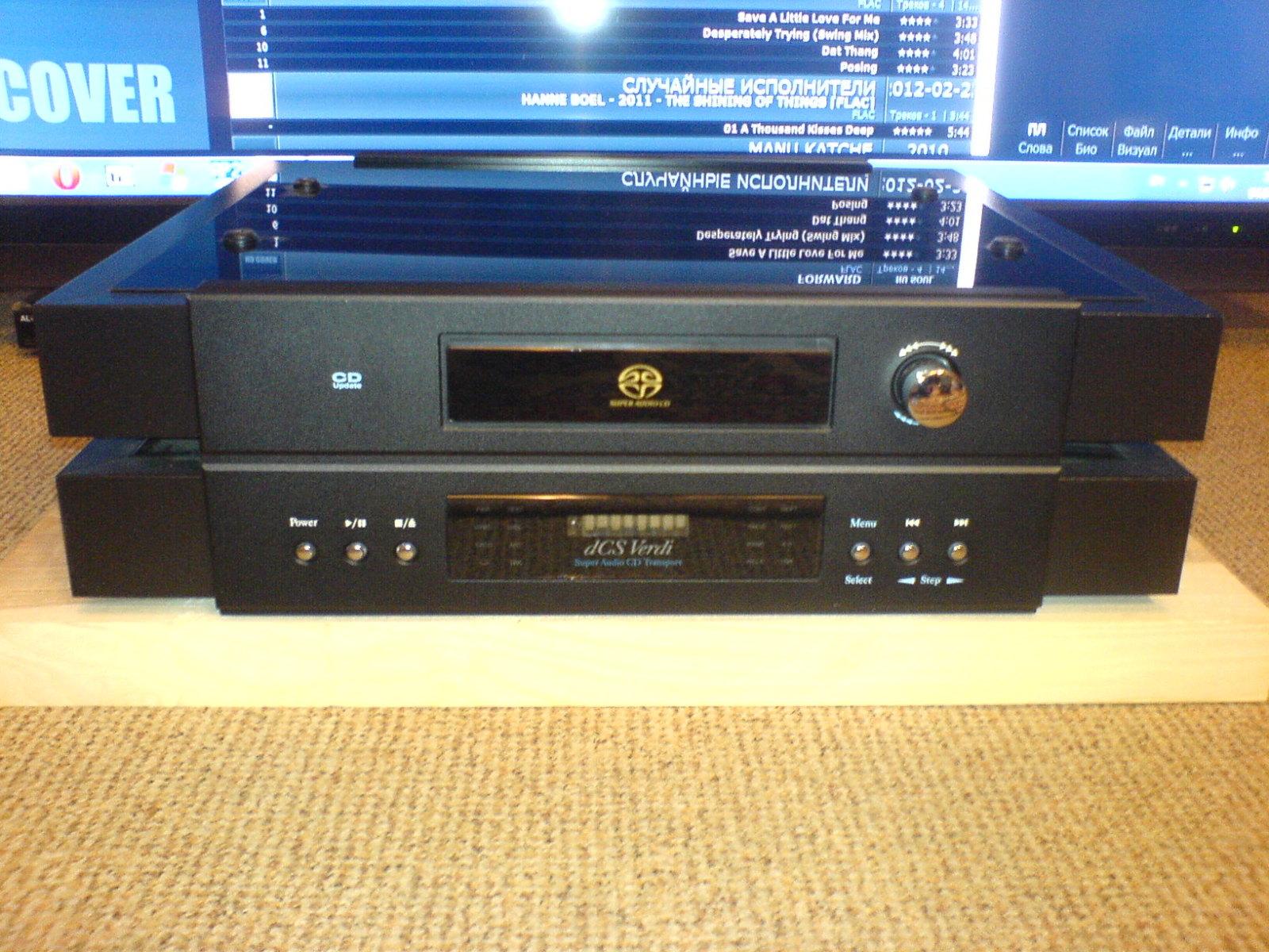 Проигрыватели CD старого поколения и современные новодельные I3gxi1