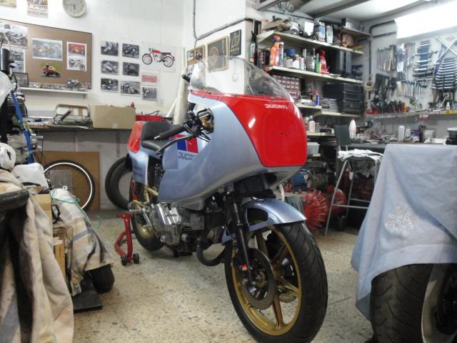 Mi Ducati Pantah 600 Endurance Id89qr