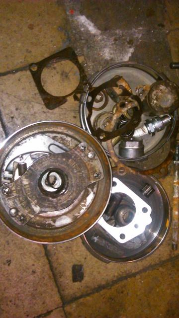 Reparación para restauración en Mobylette AV-88 (Rodamientos, retenes, cilindro...) Jfl1fs
