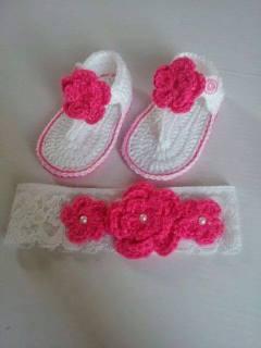 Ayuda con patrón para una sandalia de bebe Jh8mte