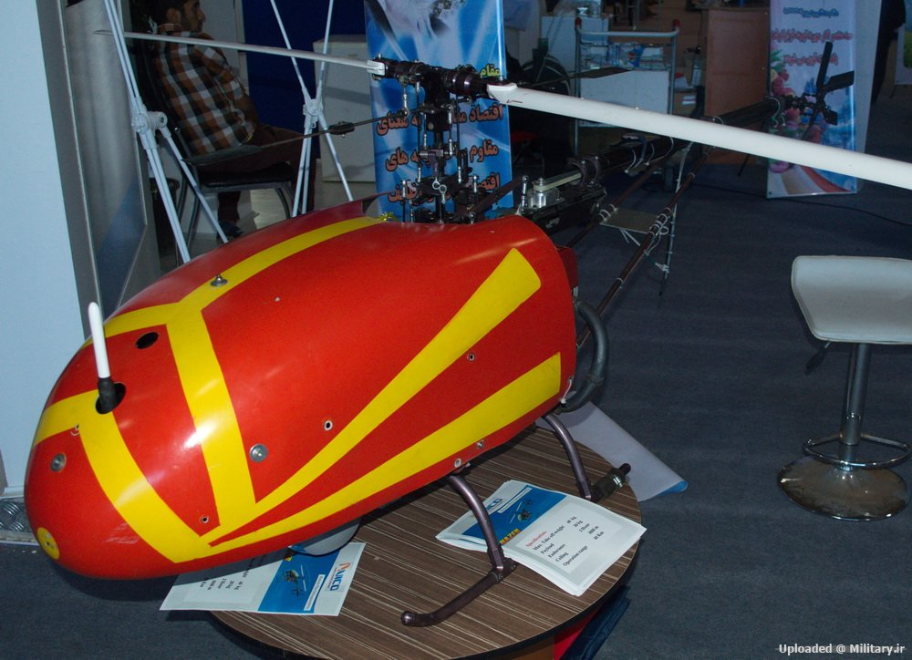Iran's indigenous UAVs Jjlgtj