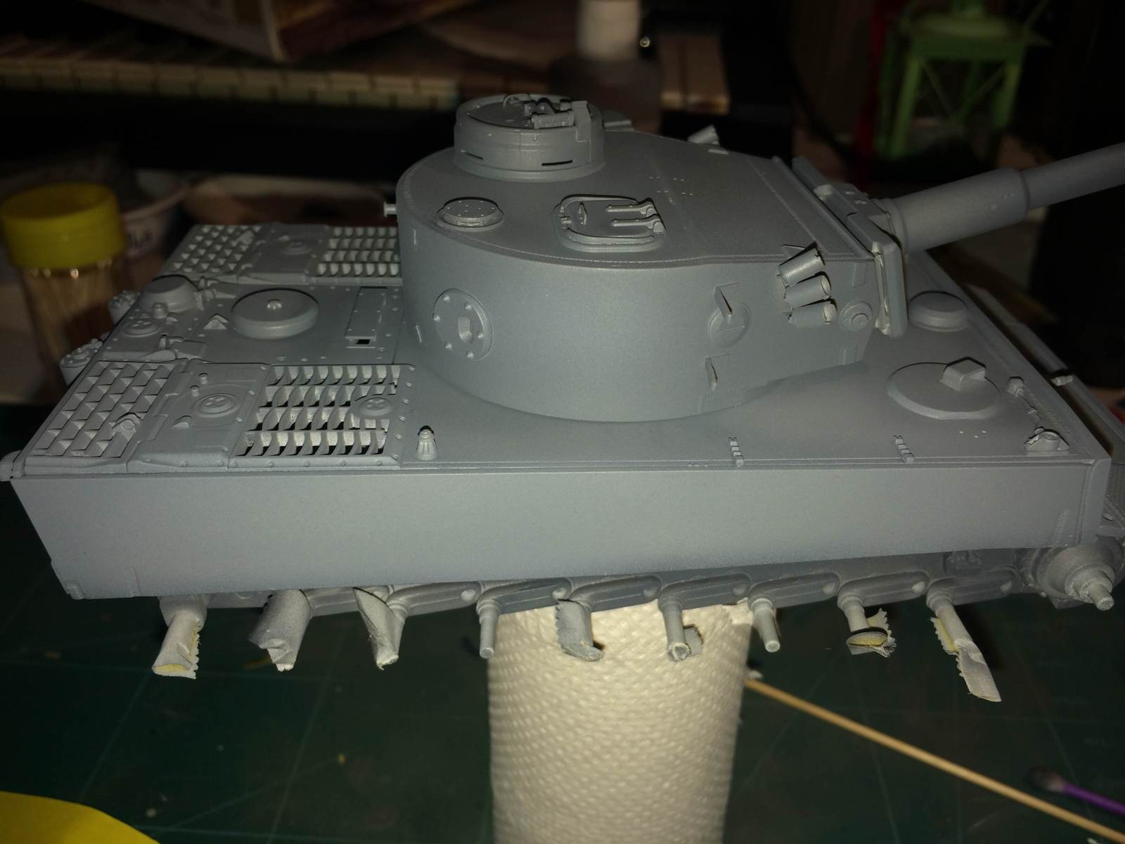 Dragon Nr: 6252 Tiger I Initial Production 3 in 1 K9u3d