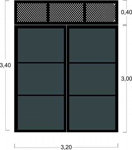 Busco asesoría para cálculo estructural portón metálico Mblvnm