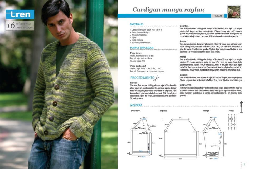 tejido - Algunos patrones de tejido para hombre Mq2bs