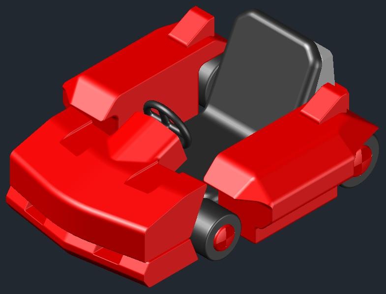 [討論]分享4個 ACAD 3D 小檔案 Mr5vex