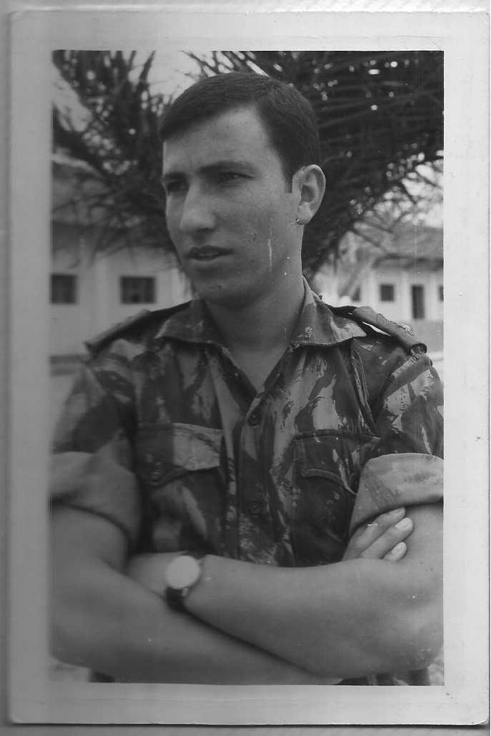 Faleceu o veterano António João Sobrinho Pereira da CCS/BArt1869 - 01Set2014 Mt1dt2