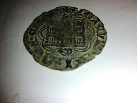 Cuarto de Enrique IV (1454-1474) ¿ceca? Mu91mo