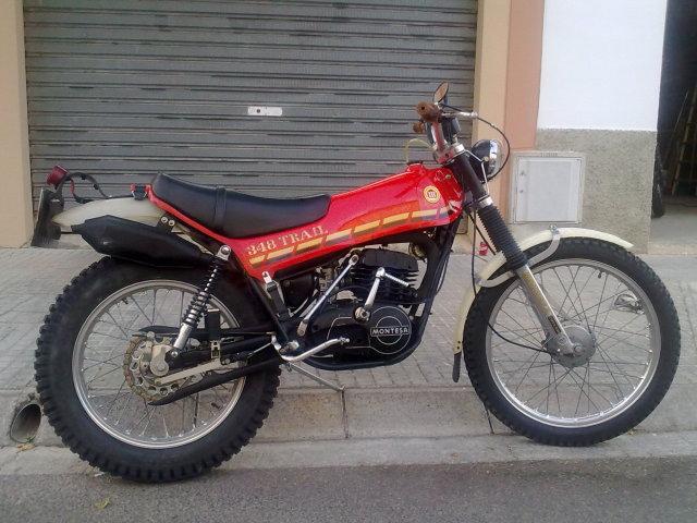 mis Bultaco Frontera N4h26o