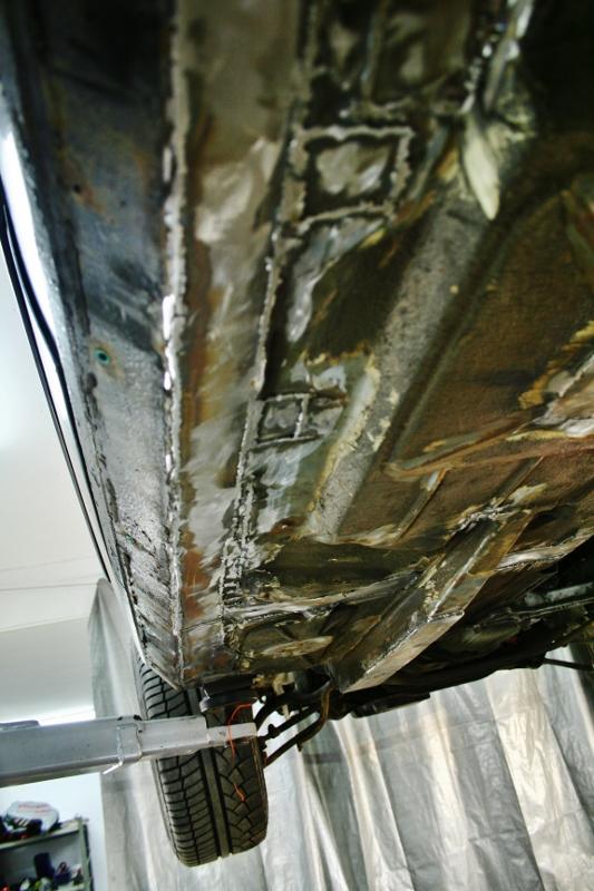 Börre: Bmw e28 Rebuilding // KalsongBlå Saab Nlx7h5