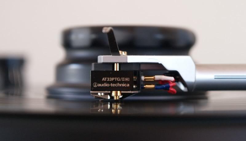 Audio Technica  AT33PTG/II Nlzhtu