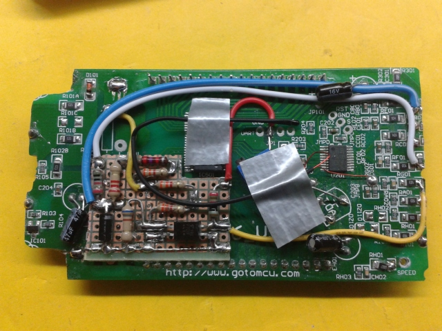 Velocímetro, multitester o speedometer Nx8jsz
