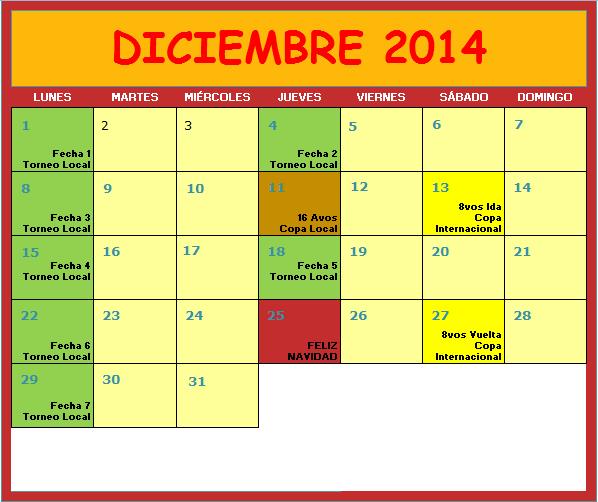 CALENDARIO T8 - Segundo semestre O7ka36