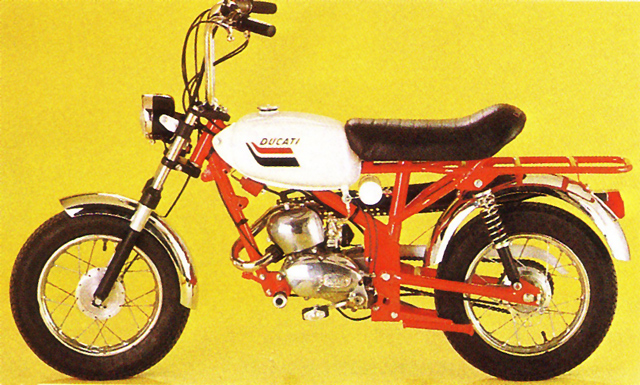 Mi Ducati Mini 3 marchas O9msyf