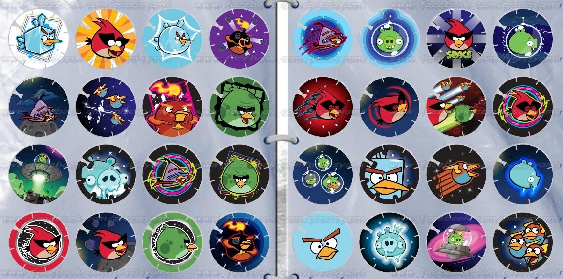 Vuela Tazos de Angry Birds Space Op4d9z