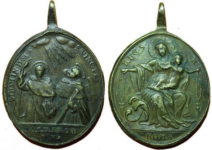 Proyecto recopilación medallas Santo Domingo de Guzmán  Qod36g