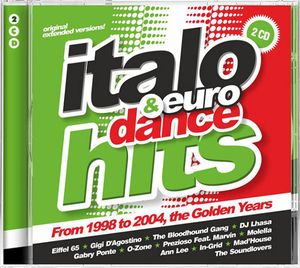 Italo & Euro Dance Hits (From 1998 to 2004, The Golden Years) - 320 Qxq4jm