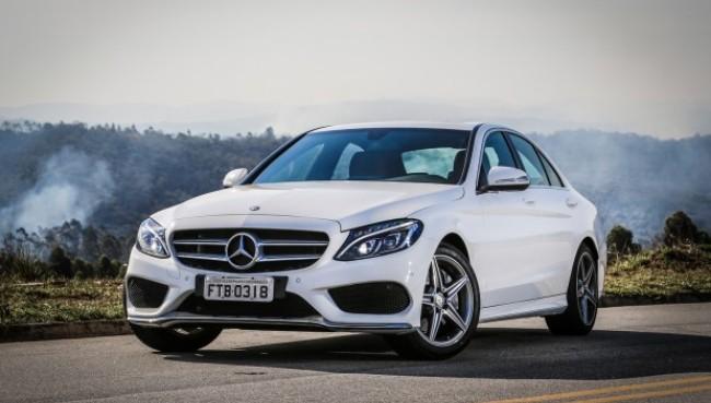 (W205): Crise? Mercedes Classe C embola vendas com Cruze, Jetta e Focus Rcqy47