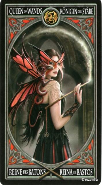 Готическое Таро Анны Стокс /Anne Stokes Gothic Tarot   (скан карт) Rhso5u